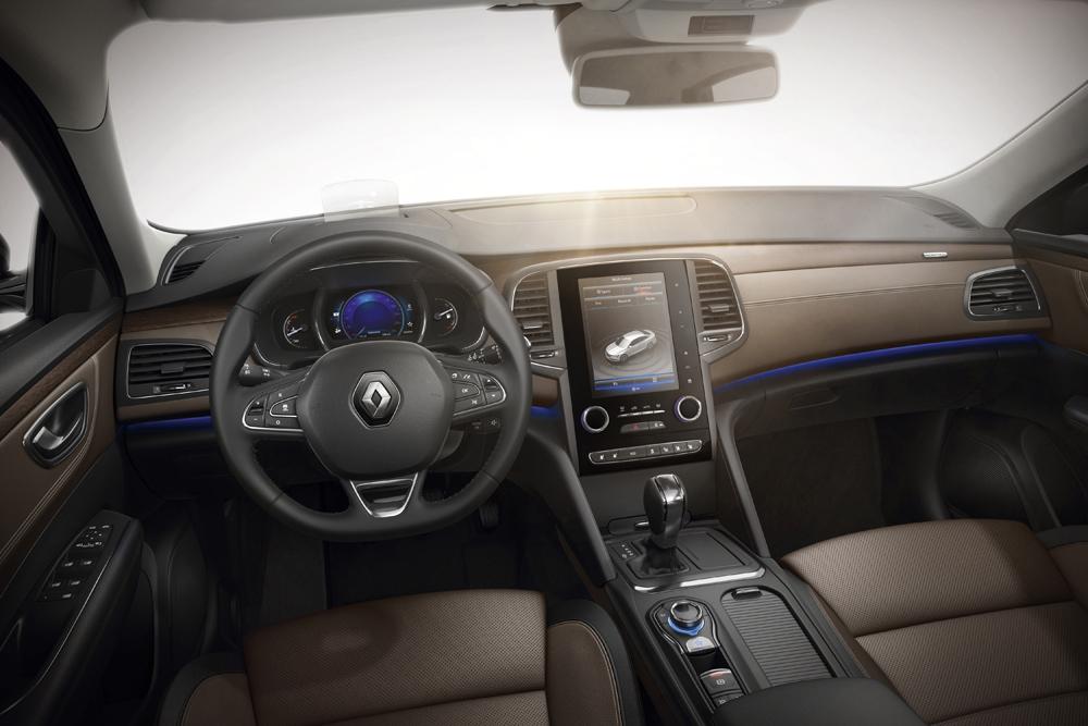 Renault Talisman Estate İç