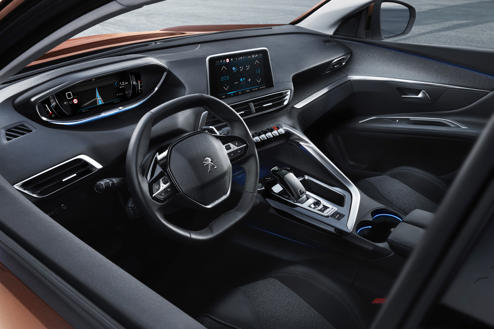 Peugeot 3008 İç