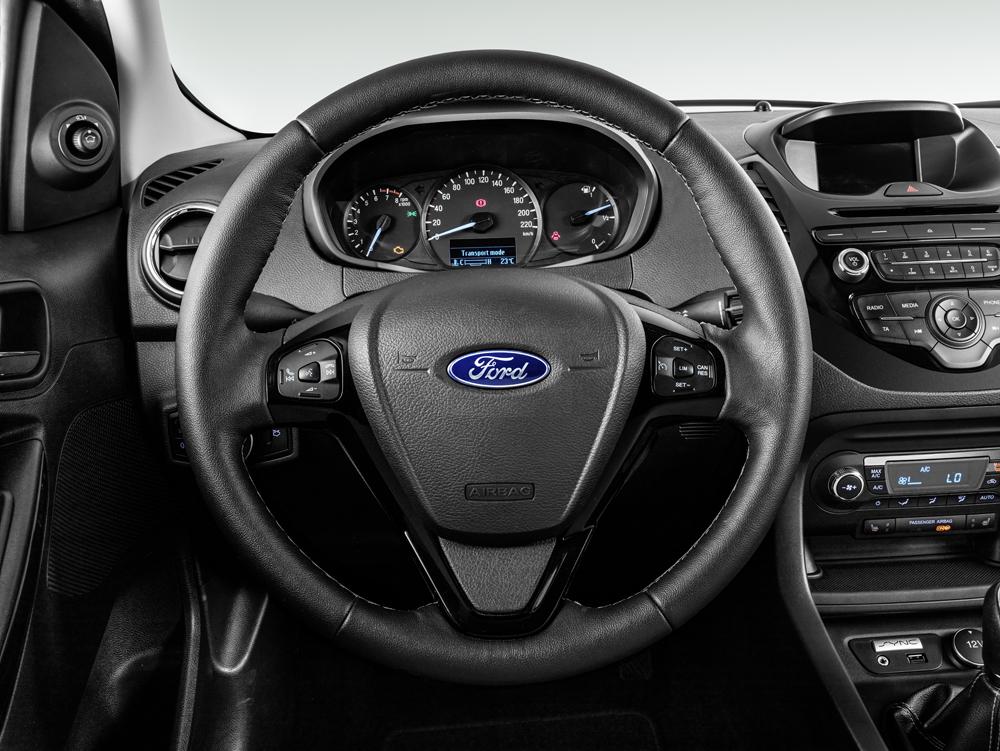 Ford KA+ İç