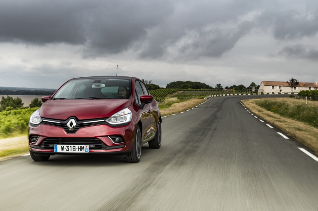 Renault Clio Ön