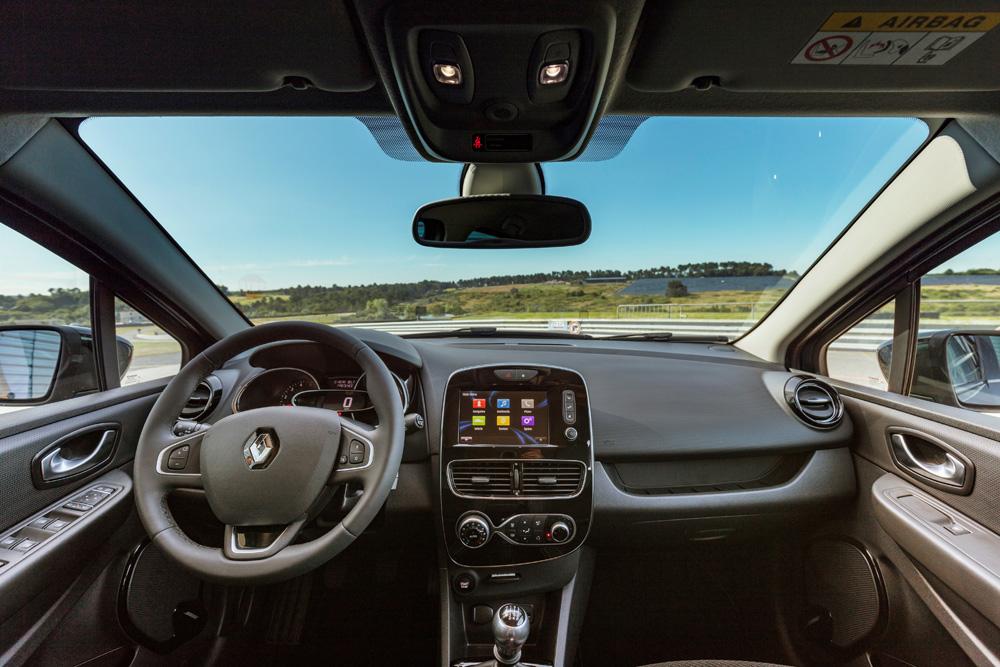 Renault Clio İç