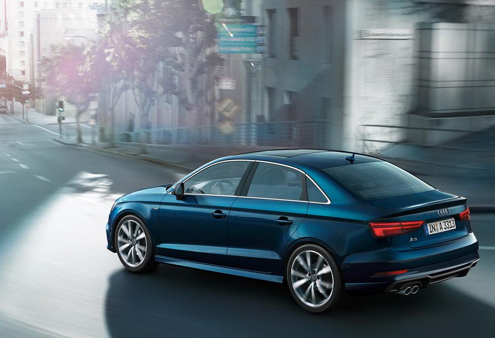 Audi A3 Sedan Arka 2