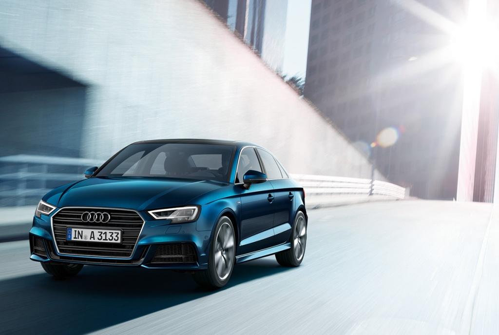 Audi A3 Sedan Ön 2