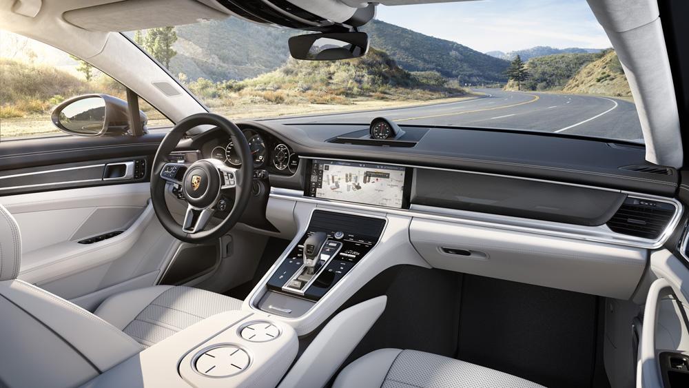 Porsche Panamera İç