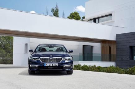 BMW 5-Serisi Sedan