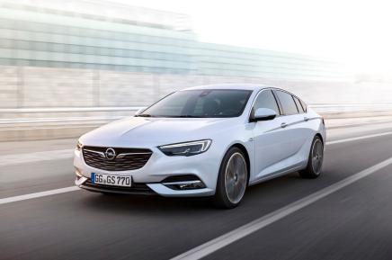Opel Insignia GrandSport